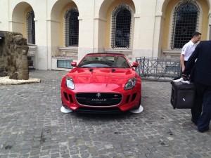 F-Type Roma Italia