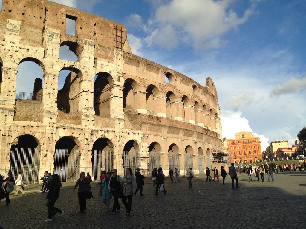 Знакомство с италией италия