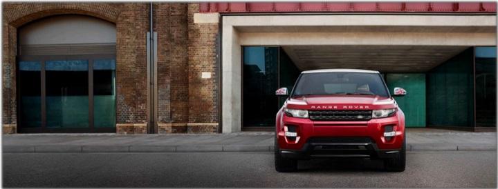 Range Rover Evoque - British Edition