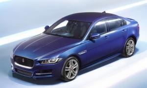 Jaguar XE Russia