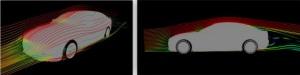aerodynamic jaguar xe