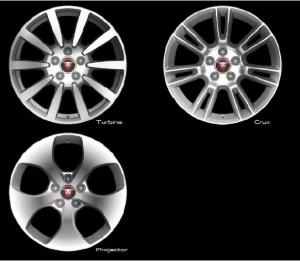 17 diski jaguar xe