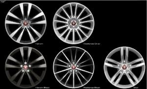 19 diski jaguar xe