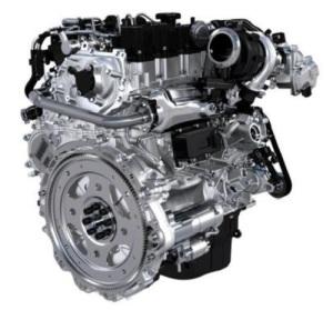 Двигатель ingenium 2.0D 180  л.с.
