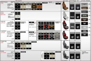 Цвета интерьера и варианты отделки